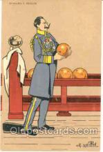 spo004050 - Bowling Postcard Postcards