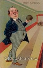 spo004055 - Bowling Postcard Postcards