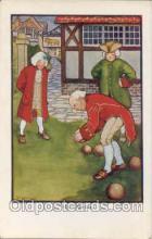 spo004057 - Bowling Postcard Postcards