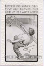 spo004075 - Bowling Postcard Postcards