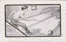 spo004078 - Bowling Postcard Postcards