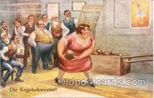 spo004079 - Bowling Postcard Postcards