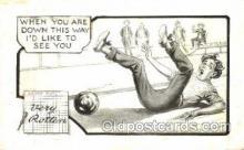 spo004110 - Bowling Postcard Postcards