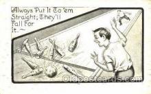 spo004112 - Bowling Postcard Postcards