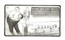 spo004113 - Bowling Postcard Postcards