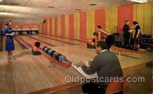 spo004120 - Bowling Homowack Hotel Spring Glen Sullivan County New York USA Postcard Postcards