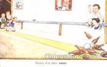 spo004127 - Bowling Postcard Postcards