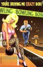 spo004131 - Bowling Postcard Postcards