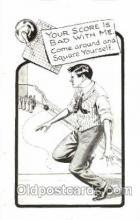 spo004132 - Bowling Postcard Postcards