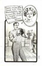 spo004133 - Bowling Postcard Postcards