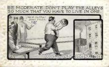 spo004138 - Bowling Postcard Postcards