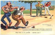 spo004141 - Bowling Postcard Postcards
