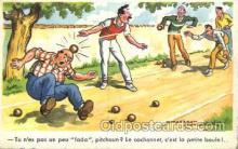 spo004147 - Bowling Postcard Postcards