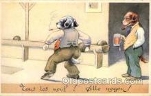 spo004150 - Bowling Postcard Postcards