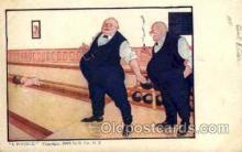 spo004151 - Bowling Postcard Postcards