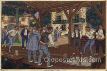 spo004156 - Bowling Postcard Postcards