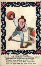 spo004159 - Bowling Postcard Postcards