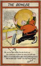 spo004163 - Bowling Postcard Postcards