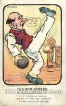 spo004173 - Bowling Postcard Postcards