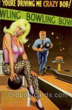 spo004177 - Bowling Postcard Postcards