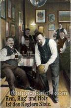 spo004210 - Bowling Alley Postcard Postcards