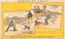 Chocolat Louit, Chien
