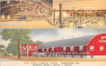 spo004289 - Old Vintage Bowling Postcard Post Card