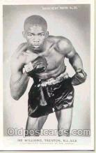 spo005008 - Ike Williams Boxing Postcard Postcards