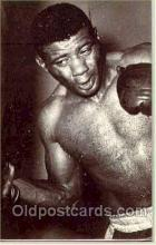 spo005011 - Floyd Patterson Boxing Postcard Postcards