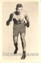 spo005025 - Jack Dempsey Boxing Postcard Postcards