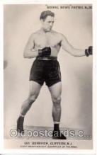 spo005029 - Gus Lesnevich Boxing Postcard Postcards