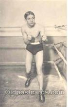 spo005042 - George Carpentier Boxing Postcard Postcards