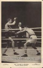spo005058 - Paul Moore & Crique, Boxing Postcard Postcards