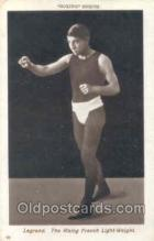 spo005254 - Boxing Series Postcard Postcards