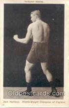 spo005260 - Boxing Series Postcard Postcards