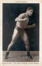 spo005264 - Boxing Series Postcard Postcards