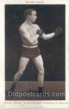 spo005266 - Boxing Series Postcard Postcards