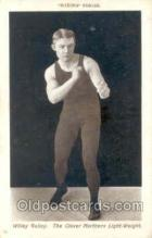 spo005269 - Boxing Series Postcard Postcards