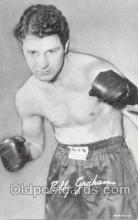 spo005411 - Billy Graham Boxing exhibit non postcard postcards