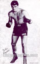 spo005412 - Giulio Rinaldi Boxing exhibit non postcard postcards