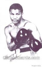 spo005419 - Henry Hank Boxing exhibit non postcard postcards