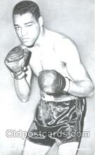 spo005439 - Paul Andrews Boxing exhibit non postcard postcards