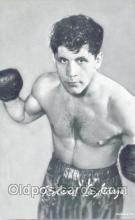 spo005444 - Roland La Starza Boxing exhibit non postcard postcards