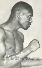 spo005453 - Johnny Saxton Boxing exhibit non postcard postcards