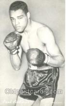spo005462 - Paul Andrews Boxing exhibit non postcard postcards