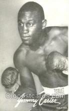 spo005465 - Jimmy Carter Boxing exhibit non postcard postcards