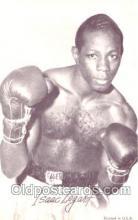 spo005471 - Isaac Logart Boxing exhibit non postcard postcards