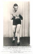 spo005601 - Bob Simpkins Boxing Postcard Postcards