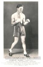 spo005606 - Ginger Ward Boxing Postcard Postcards
