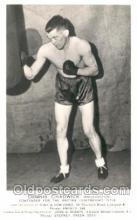 spo005615 - Dennis Chadwick Boxing Postcard Postcards